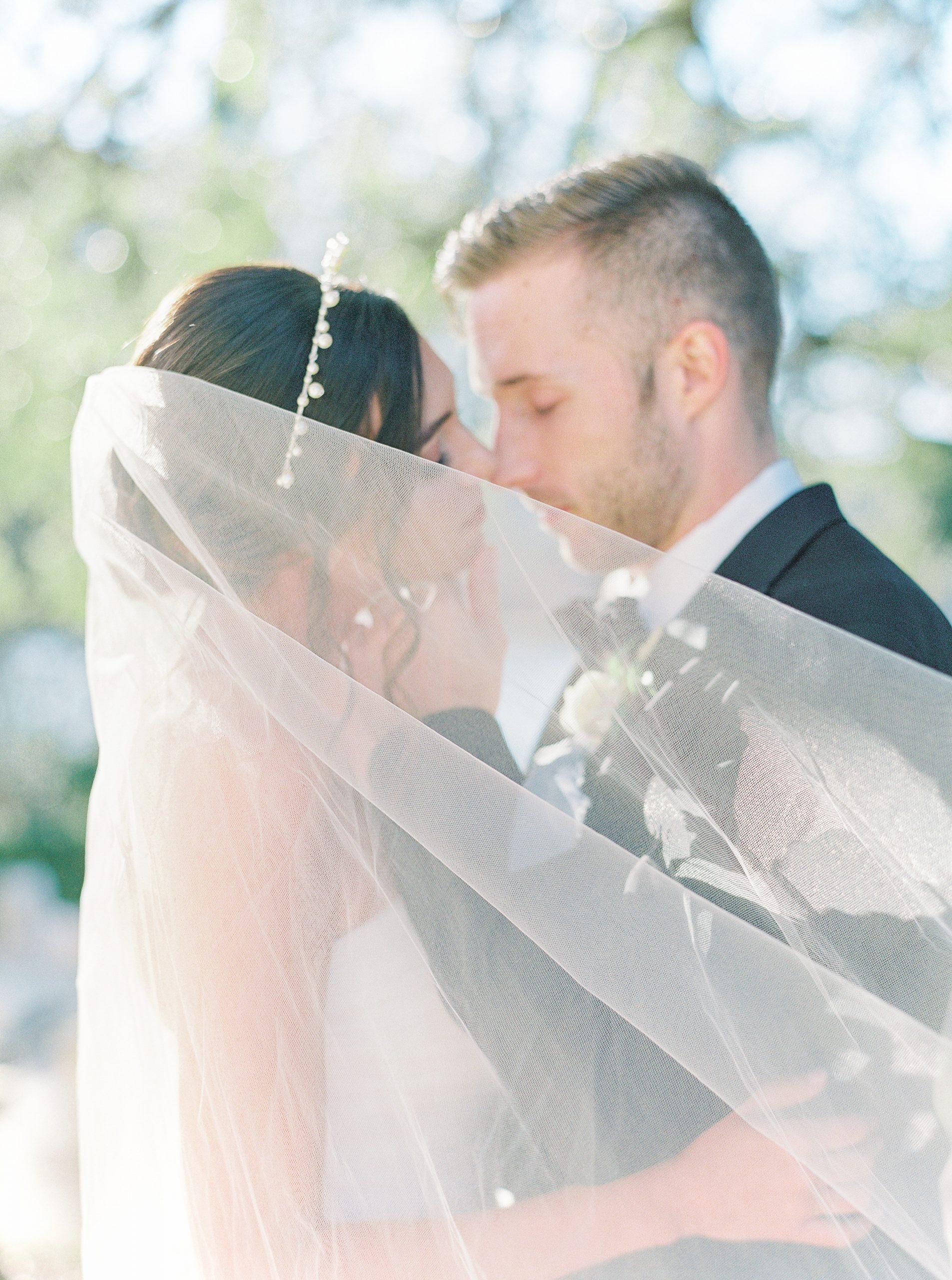 Fresh, Villa Inspired Wedding